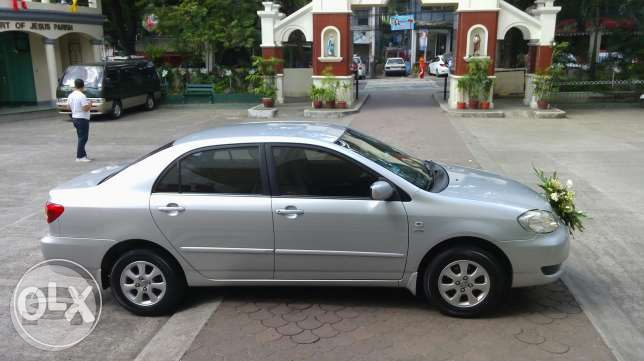TOYOTA ALTIS Sedan  / Pasig, Metro Manila   / Hourly ₱0.00