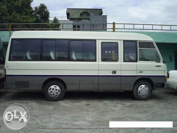 Coaster Bus Coach Bus  / Manila, Metro Manila   / Hourly ₱0.00