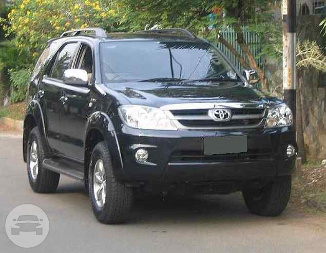 Toyota Fortuner SUV  / Cebu City, Cebu   / Hourly ₱0.00