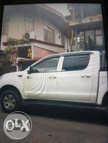 Toyota Hilux Pick up Van  / Manila, Metro Manila   / Airport Transfer ₱2,000.00  / Daily ₱1,500.00
