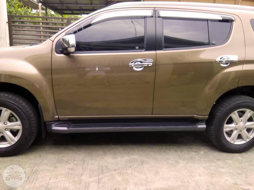 Davao City Rent A Car Services