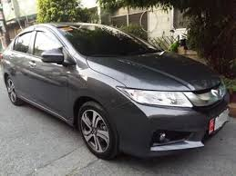 5-Sseater Honda City VX AT Sedan / Pasig, Metro Manila   / Hourly ₱0.00