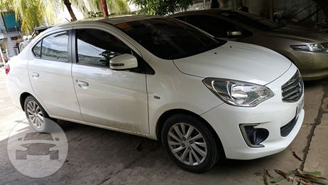 Mitsubishi Mirage G4 GLS Automatic with GPS Sedan  / Tacloban City, Leyte   / Daily ₱2,500.00
