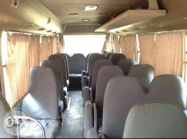 Coaster Bus Coach Bus  / Caloocan, Metro Manila   / Hourly ₱0.00