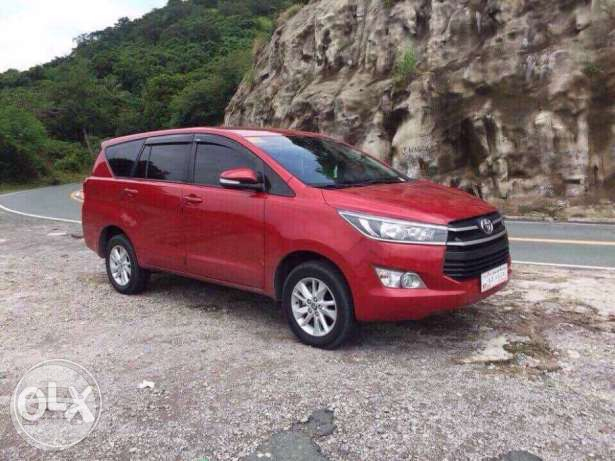 Toyota SUV Van  / Quezon City, Metro Manila   / Airport Transfer ₱2,000.00  / Daily ₱2,500.00