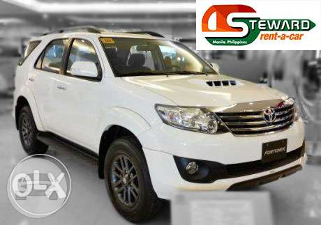 Toyota Fortuner DSL A/T SUV  / San Pedro, Laguna   / Daily ₱5,000.00