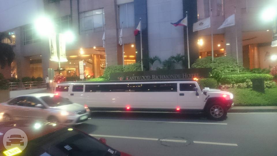 Hummer H2 Stretch Hummer  / Quezon City, Metro Manila   / Hourly ₱10,000.00