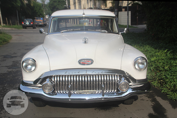 1951 Buick Super Sedan / Cavite City, Cavite   / Hourly ₱0.00