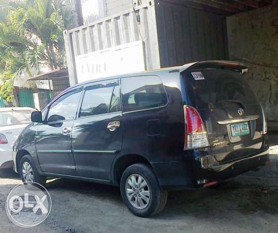 Toyota Innova Van  / Cebu City, Cebu   / Daily ₱2,500.00