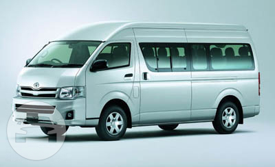 Toyota Hiace Commuter Diesel M/T Coach Bus  / Mandaue City, Cebu   / Daily ₱3,500.00