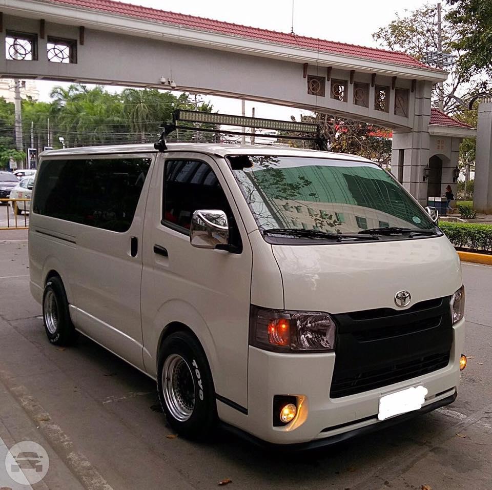 Used Toyota Under 5000: Jayc Van For Rent: Online Reservation