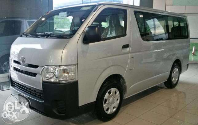 Nissan Van Van / Quezon City, Metro Manila   / Airport Transfer ₱1,000.00  / Daily ₱3,000.00