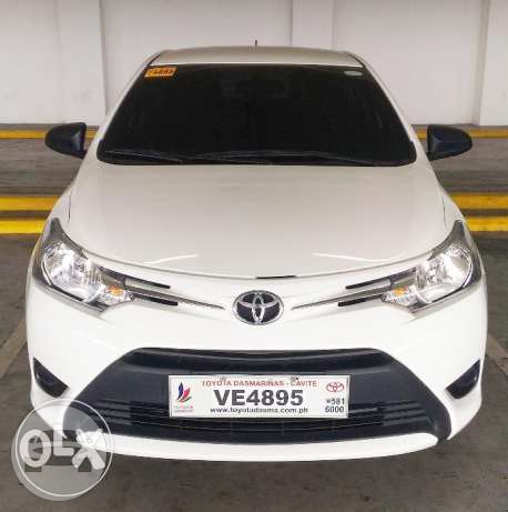 Toyota Vios 2016 Sedan  / Cavite City, Cavite   / Airport Transfer ₱2,500.00  / Daily ₱4,000.00