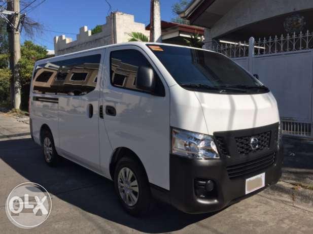 Nissan Urvan 2016 Nelia Van For Rent Online Reservation