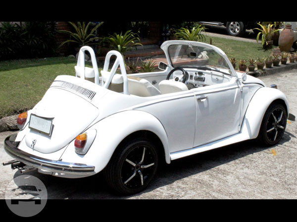Volkswagen Open Top (Tagaytay Only) Sedan  / Cavite City, Cavite   / Hourly ₱0.00
