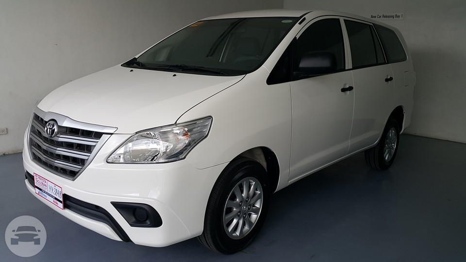 Toyota Innova 2016 Diesel Automatic Van / Tacloban City, Leyte   / Airport Transfer ₱2,500.00  / Daily ₱4,000.00