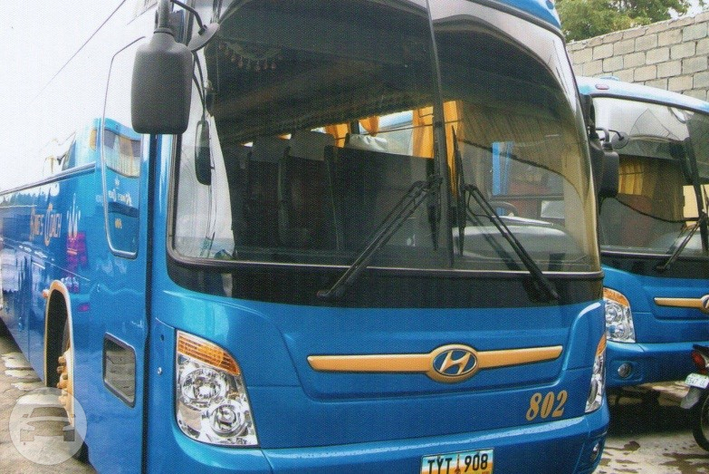 Big Bus Coach Bus  / Parañaque, Metro Manila   / Airport Transfer ₱10,000.00  / Daily ₱10,000.00