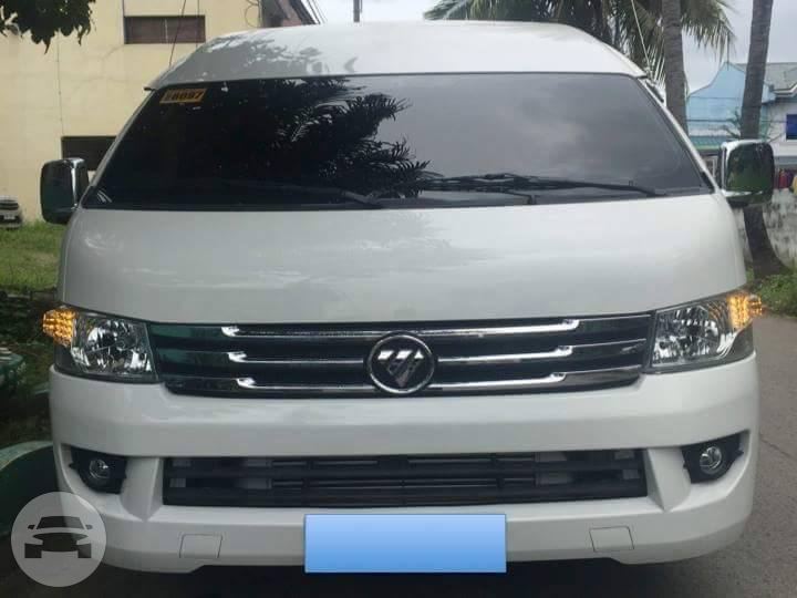 Foton View Traveller - 16 Seaters Van / Cavite City, Cavite   / Daily ₱2,500.00