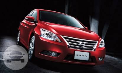 Nissan Sylphy Sedan  / Taguig, Metro Manila   / Hourly ₱800.00
