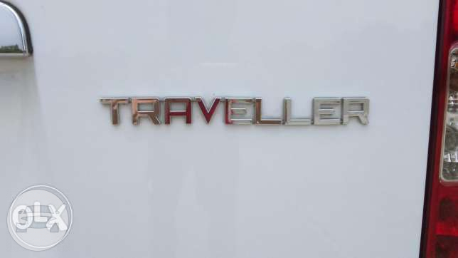 Foton View Traveller Van  / Cainta, Rizal   / Airport Transfer ₱3,500.00  / Daily ₱5,500.00