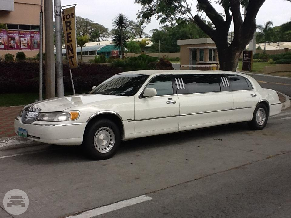 lincoln stretch limousine 6 passenger limo angeles pampanga hourly 000