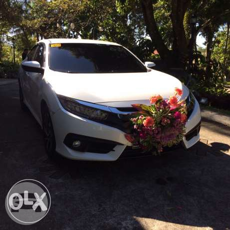 Honda Civic Sedan Sedan  / Quezon City, Metro Manila   / Daily ₱6,500.00