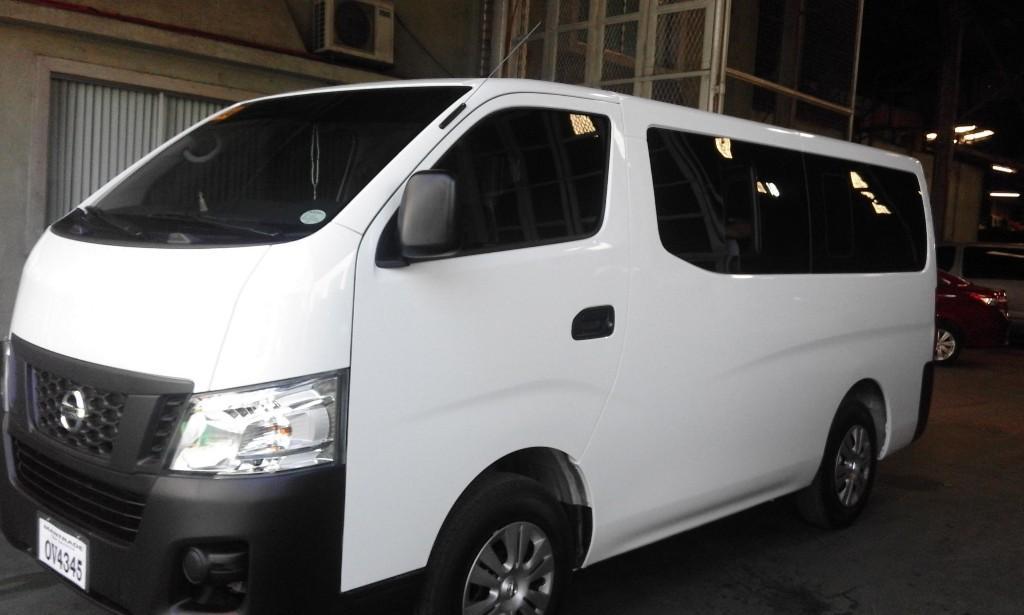 Van Rental Near Me >> Van For Rent Paranaque