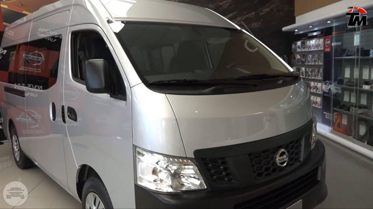 2016 Nissan Nv350 Jrose Salvador Van Rental Online Reservation