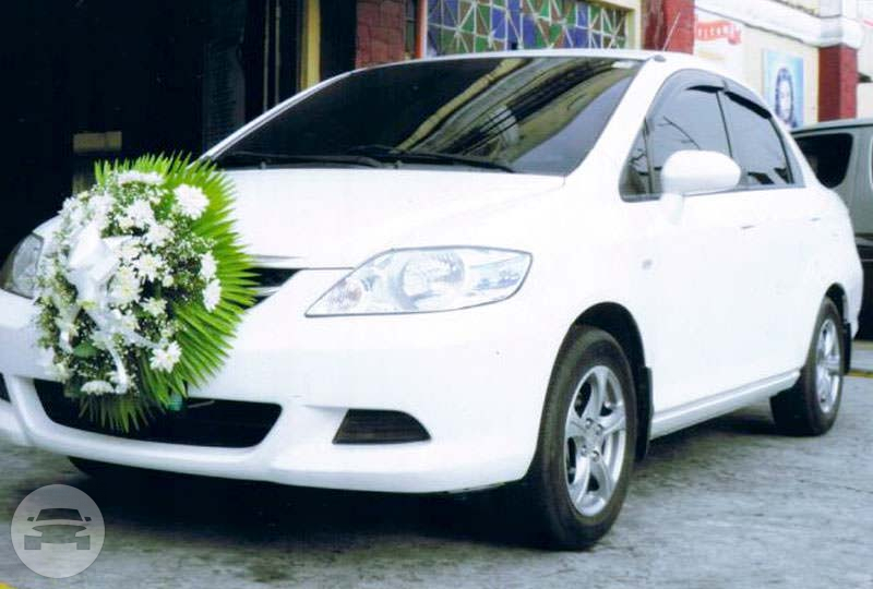 Honda City Sedan  / Quezon City, Metro Manila   / Hourly ₱700.00