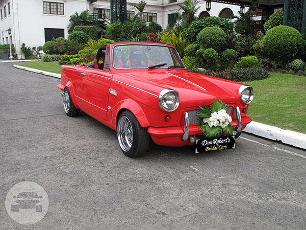 1966 Triumph Herald Convertible Sedan  / Cavite City, Cavite   / Hourly ₱0.00