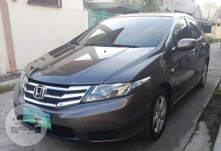 Honda City Sedan  / Davao City, Davao del Sur   / Airport Transfer ₱1,000.00  / Daily ₱3,500.00