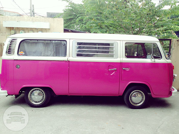Volkswagen Combi Van Van  / Cavite City, Cavite   / Hourly ₱0.00