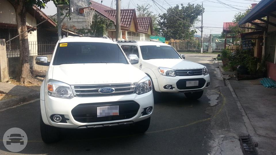 Ford Everest 2015 AT SUV  / San Pedro, Laguna   / Hourly ₱0.00