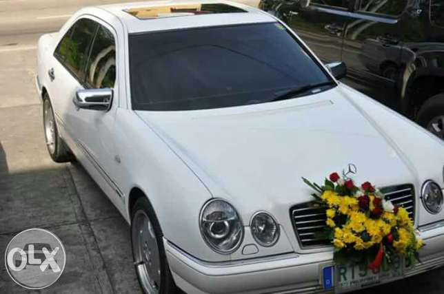 Benz bug eye Sedan  / Batangas, Philippines   / Hourly ₱0.00