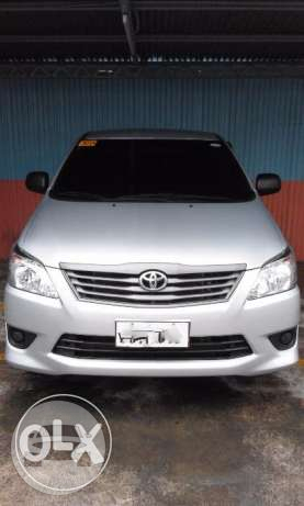 Toyota Crosswind Van Van / Mandaue City, Cebu   / Airport Transfer ₱1,200.00  / Daily ₱3,500.00