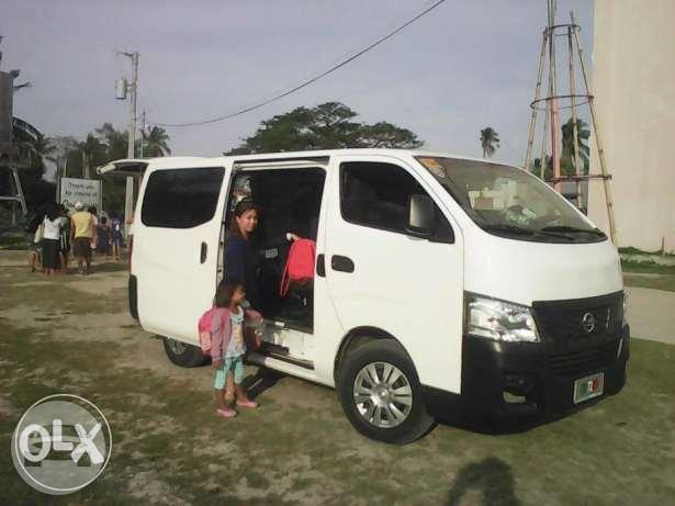 Nissan Urvan Nv350 Bossings Movers Van For Rent Online Reservation