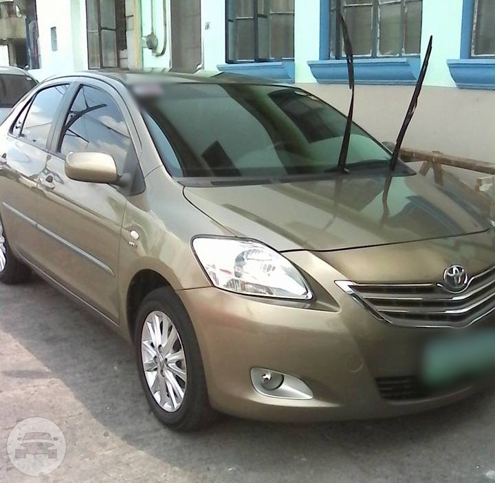 Toyota Vios - Gray Sedan  / Manila, Metro Manila   / Hourly ₱0.00