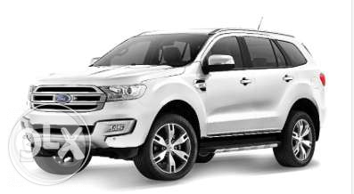2017 Ford Everest SUV  / Pasig, Metro Manila   / Airport Transfer ₱1,900.00  / Daily ₱3,600.00
