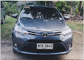 Toyota Sedan Sedan  / Mandaue City, Cebu   / Airport Transfer ₱800.00  / Daily ₱2,500.00