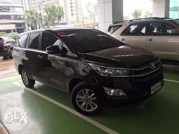 Toyota Innova Van Van  / Cebu City, Cebu   / Hourly ₱0.00